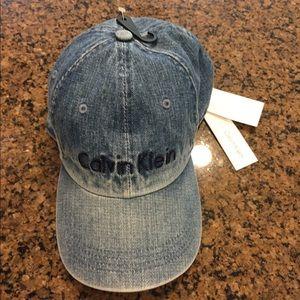 Calvin Klein jean baseball hat